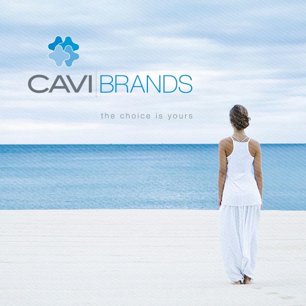 CAVI Brands Responsive Website
